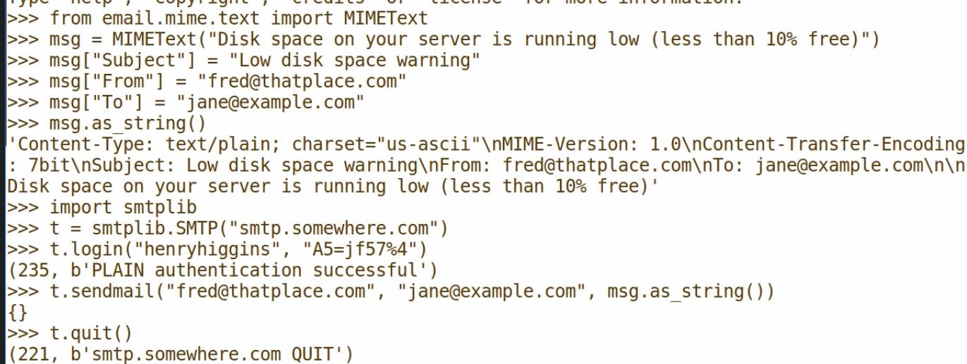 Python Quick Start for Linux Admin